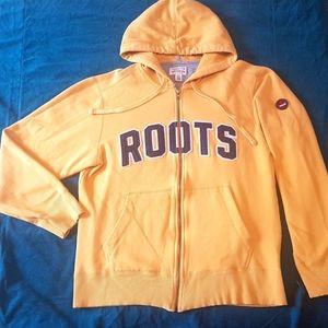 ⭐HOST PICK⭐ROOTS Original zip hoodie for men